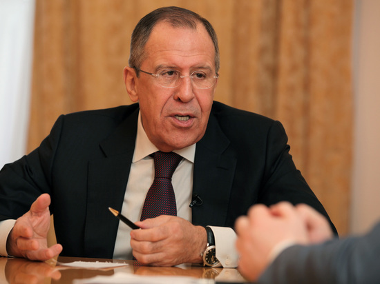 Лавров предупредил о возможности использования штамма коронавируса террористами