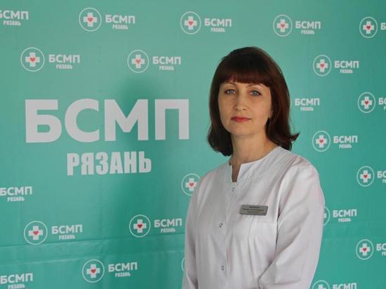 В Рязани в БСМП вылечили женщину с тремя патологиями от коронавирусом