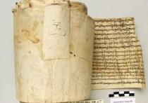Питерские ученые восстановили уникальный калмыцкий свиток