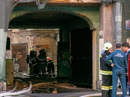 Спорный дом Басевича горел в очередной раз, к счастью, не в последний