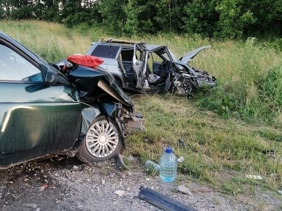 В Рязанском районе в ДТП пострадали пять человек