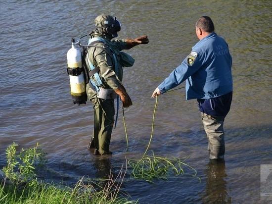 В Старожиловском районе третий день ищут тело утонувшего пенсионера