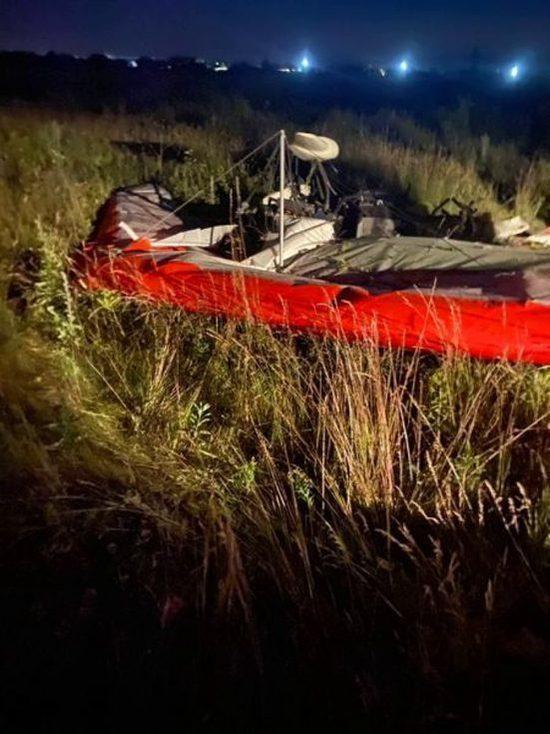 Один человек погиб при крушении мотодельтаплана в Башкирии