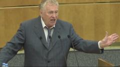Действуют как при Сталине: Жириновски поддержал Фургала в Думе