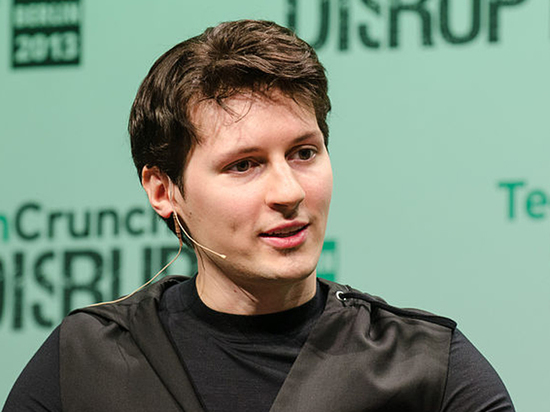 Павел Дуров поддержал Путина