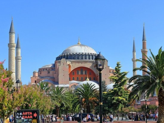 Госсовет Турции разрешил превратить Святую Софию в мечеть