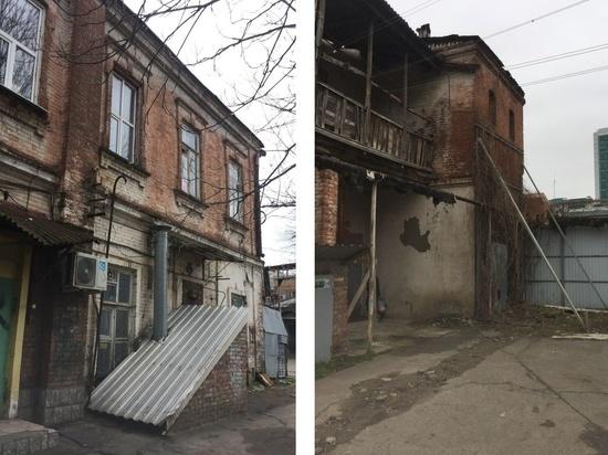 Краснодарцев переселят из ветхого здания по улице Красноармейской в новые дома