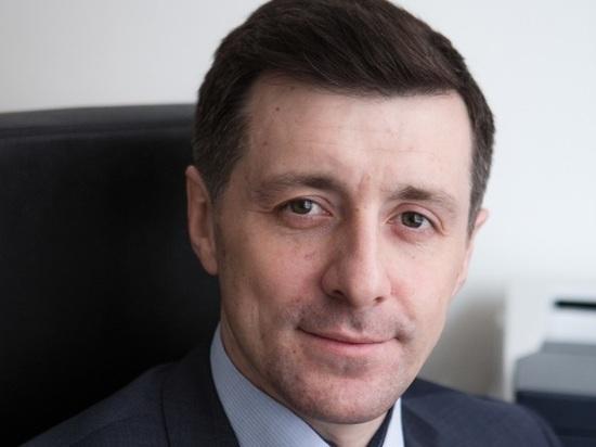 Новым начальником областного департамента здравоохранения стал Сергей Дмитриев