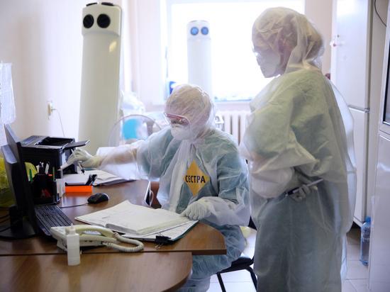 Власти Москвы назвали долю горожан с антителами к коронавирусу