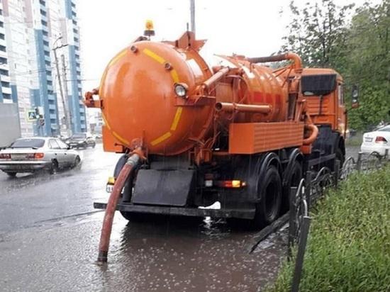 Для галочки или по делу? В Иваново построят 2 км ливневой канализации