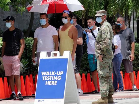 Коронавирус в Америке: растет количество заражений, но снижается смертность