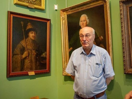 Серпухов посетил профессор Музея изобразительных искусств имени А.С. Пушкина