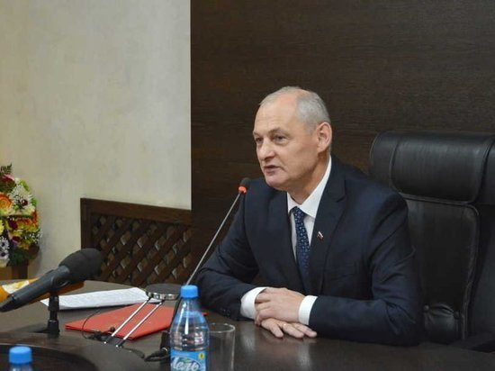 Администрация Абакана пригласила к себе на работу Владимира Крафта