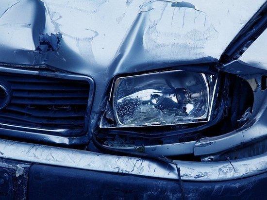 На трассе под Орлом погиб водитель иномарки