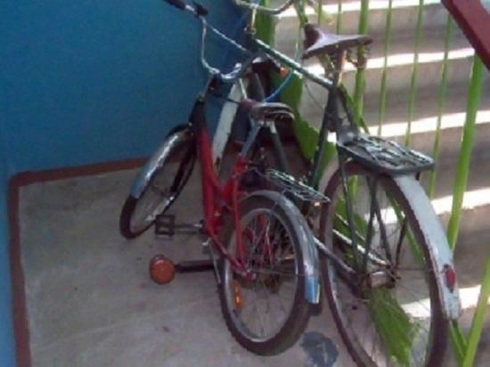 В Калмыкии велосипеды по-прежнему пользуются спросом у воров