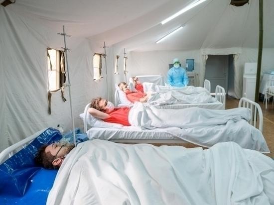 В Волгоградской области коронавирус за последние сутки подтвердили у 92 человек