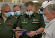 Расположенная в Санкт-Петербурге Военно-медицинская академия имени...
