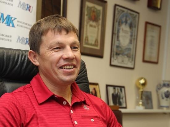 Избран новый президент Союза биатлонистов России
