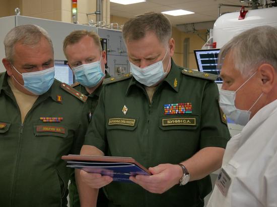 Начальник Военно-медицинской академии рассказал о борьбе врачей с коронавирусом