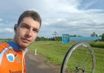 Велосипедиста из Новосибирска ограбили на полпути к Чите
