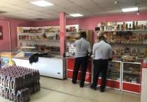 В столице Тувы в магазинах  изымают нелегальное пиво