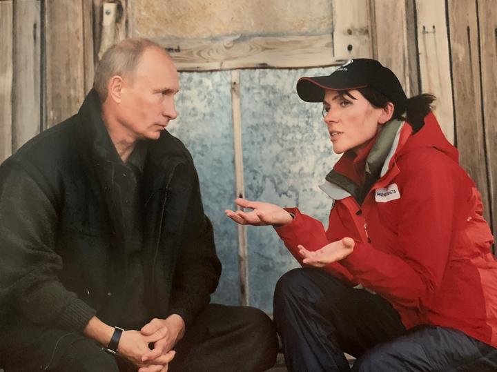 Анастасия Чернобровина: «В Арктике было проще найти мамонта, чем вай-фай»