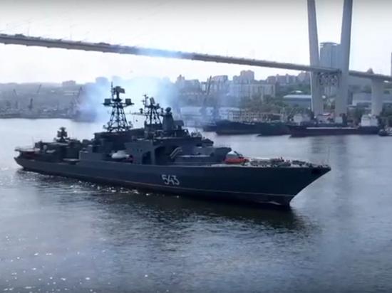 В Сети оценили новое вооружение фрегата «Маршал Шапошников»