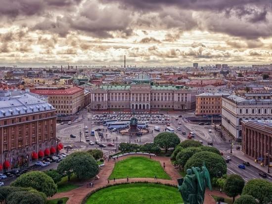 В Петербурге закрыли парки из-за непогоды