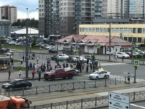 Женщина-пешеход пострадала в ДТП на Ушинского