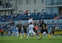 Футбол в Крыму: ялтинский