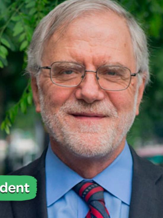 Зеленая партия США выдвинула своего кандидата на пост президента