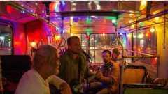 Музыкальный троллейбус проехал по Калуге
