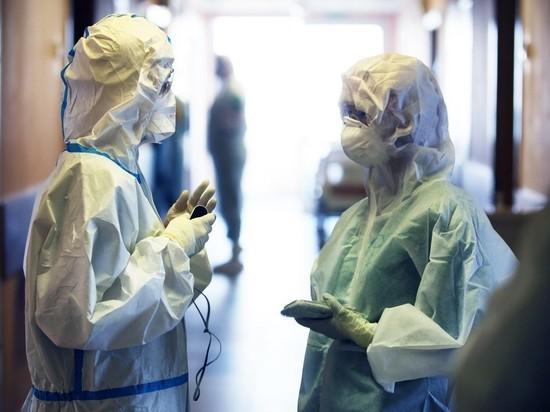 В России зарегистрированы 6615 новых случаев коронавируса