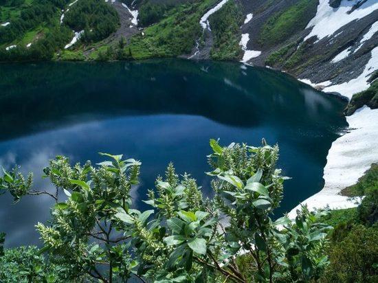 Жители Хакасии делятся в сети снимками местных природных красот