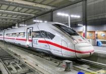 Германия: Пунктуальность Deutsche Bahn в коронном кризисе возросла