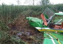 Самолет совершил жесткую посадку под Тверью, есть пострадавшие