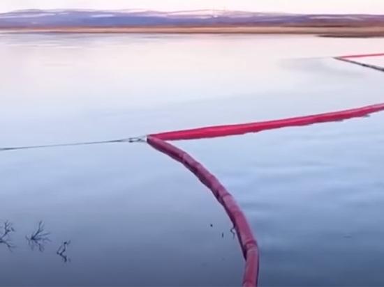 """В """"Норникеле"""" сообщили о разливе 44,5 тонн авиатоплива на Таймыре"""