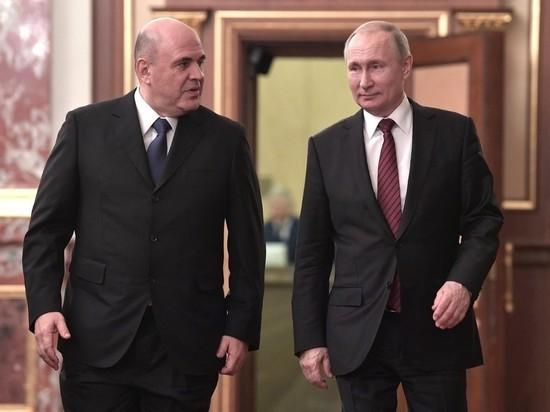 Путин рассказал, кто предлагал ему кандидатов в премьеры