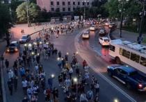 Митинги в защиту Сергея Фургала грозят стать ежедневными