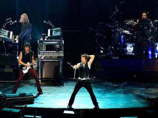 Bon Jovi посвятили новую песню Джорджу Флойду