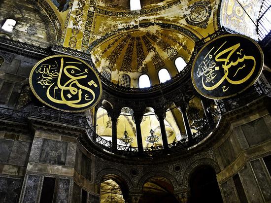 Скандал с мечетью Святой Софии: Турция вспомнила об имперском величии