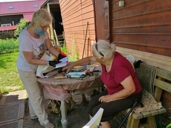 Владимирская областная специальная библиотека для слепых возобновила работу проекта «Библиотека на дом»