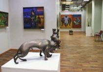 В Национальном музее Бурятии открылась выставка «На земле Гэсэра»