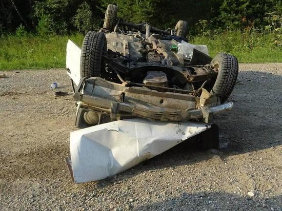 Пьяный автомобилист устроил смертельное ДТП в Кузбассе