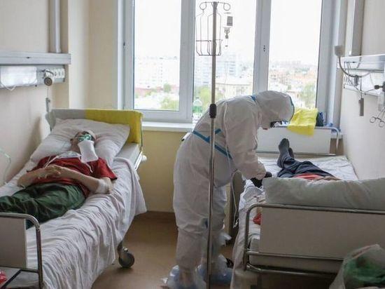 Только один человек выздоровел от коронавируса, а заболели 45 за минувшие сутки в Хакасии