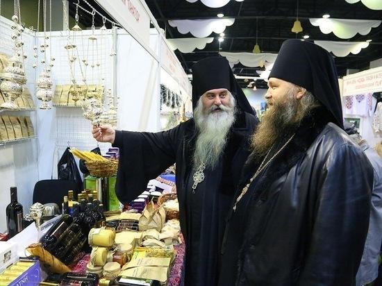В Абакан впервые приехала православная ярмарка