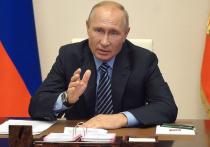 Путин: ухудшение отношений между Украиной и Россией не связано с Крымом
