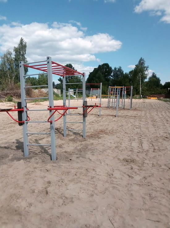 В Волжском районе появится новый спорткомплекс