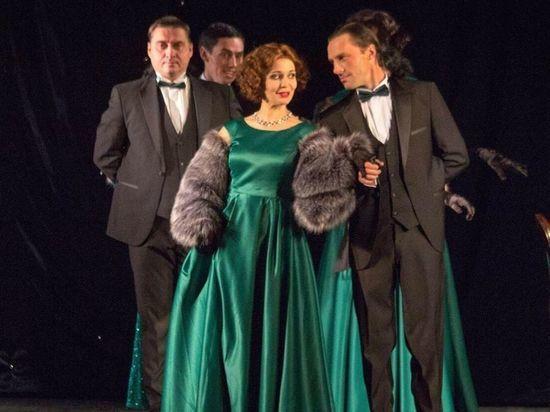 Актеры Гортеатра пригласили серпуховичей на капустник