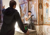 Фрески трех церквей Ростовского кремля впервые покажут в формате ультравысокой четкости 4K